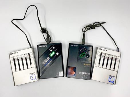 Sony Walkman Portable EQ SEQ-50