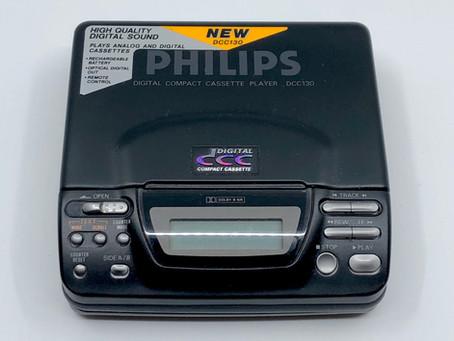 Philips DCC130 Digital Compact Cassette Player