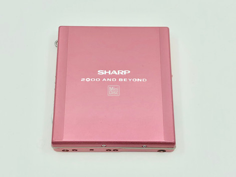 Sharp MD-ST531P MD Player
