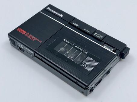 Panasonic RN-36 Micro-cassette Recorder