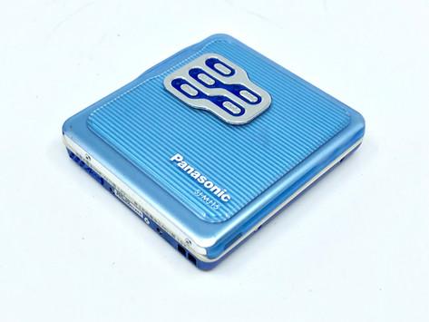 Panasonic SJ-MJ15 MD Player