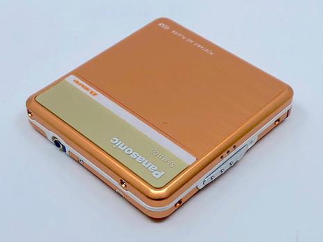 Panasonic SJ-MJ100 Portable MiniDisc Player