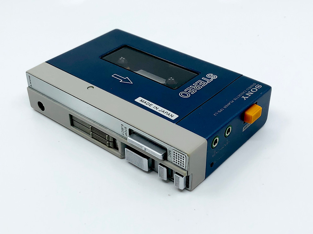 The first ever Sony Walkman TPS-L2