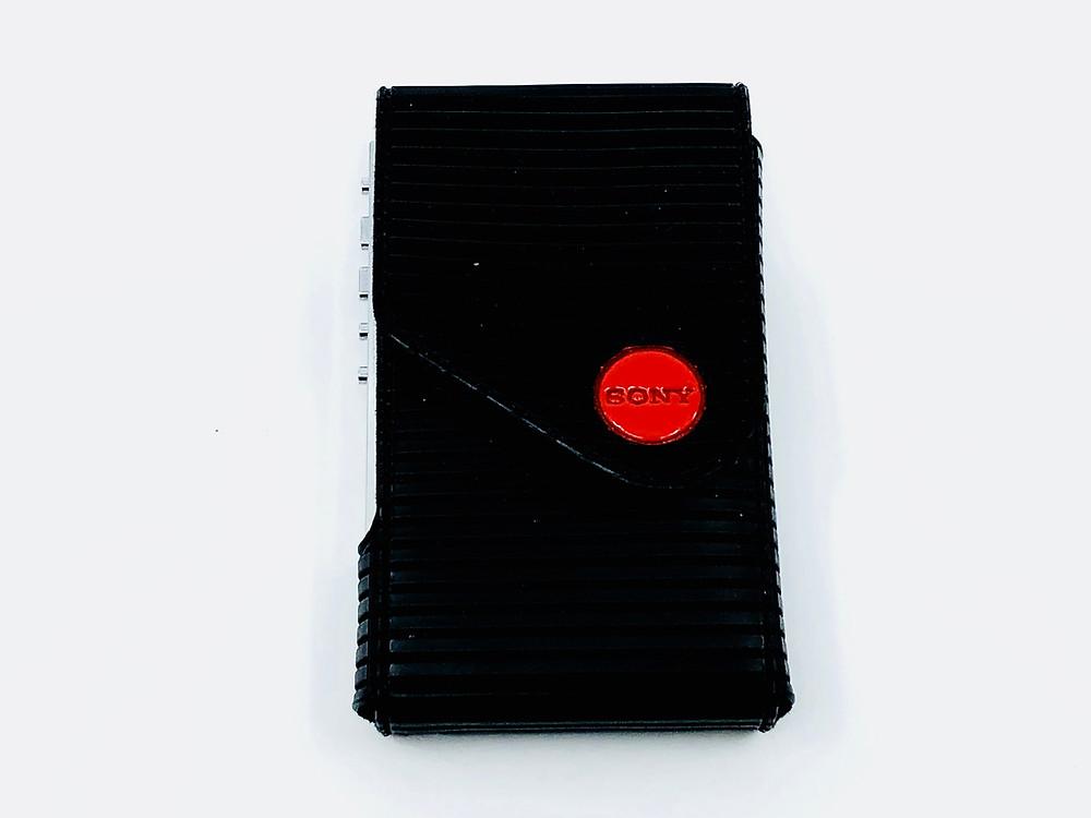 Sony Walkman WM-F200 Black Portable Cassette Recorder with Radio