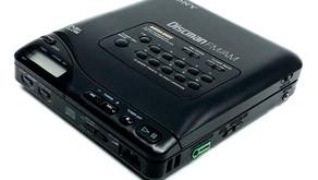 Sony Discman D-T66 Portable CD Player