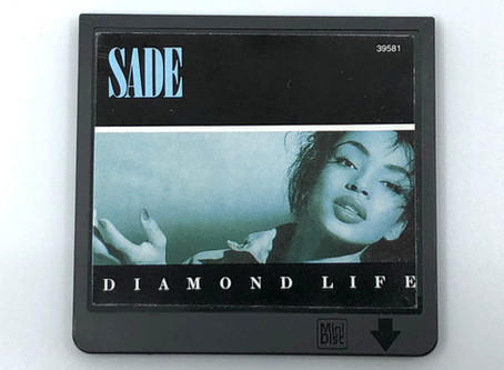 Sade - Diamond Life MiniDisc Album