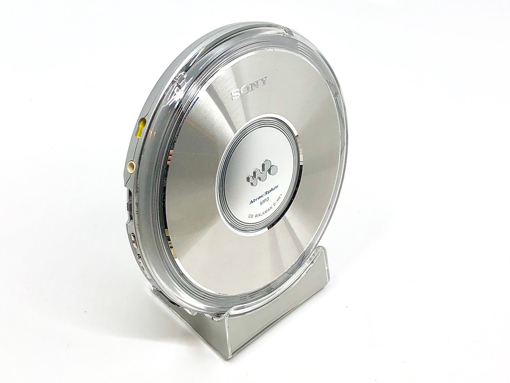 Sony CD Walkman D-NE1 Portable CD Player
