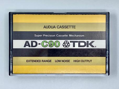 TDK AD-C90 Cassette Tape