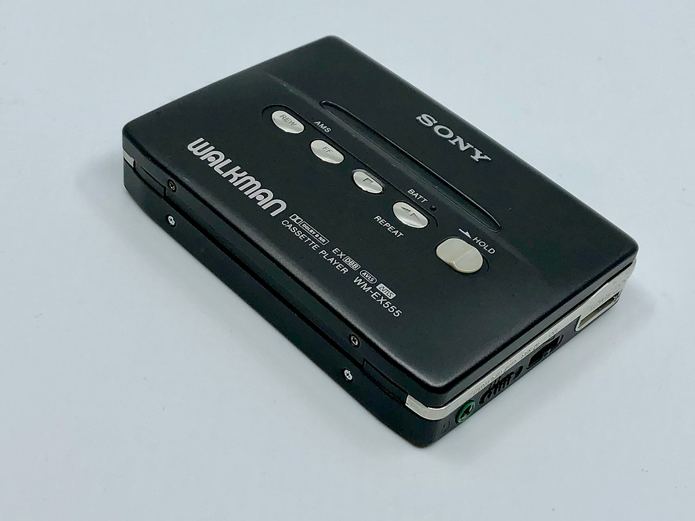 Sony Walkman WM-EX555 Portable Cassette Player