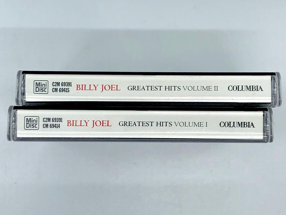 Billy Joel Greatest Hits Vol I & II MiniDisc MD Album