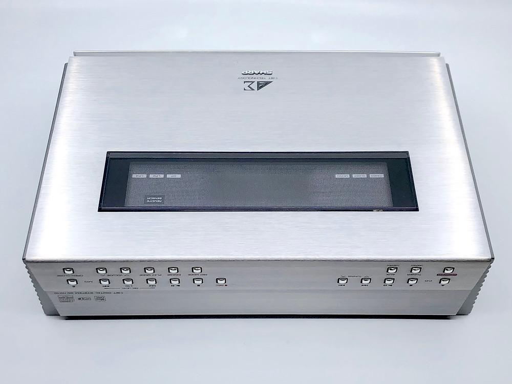 Sharp SD-NX10 MD CD Mini Stereo