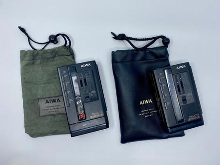 Aiwa HS-PX10 VS HS-PX101 Portable Cassette Player