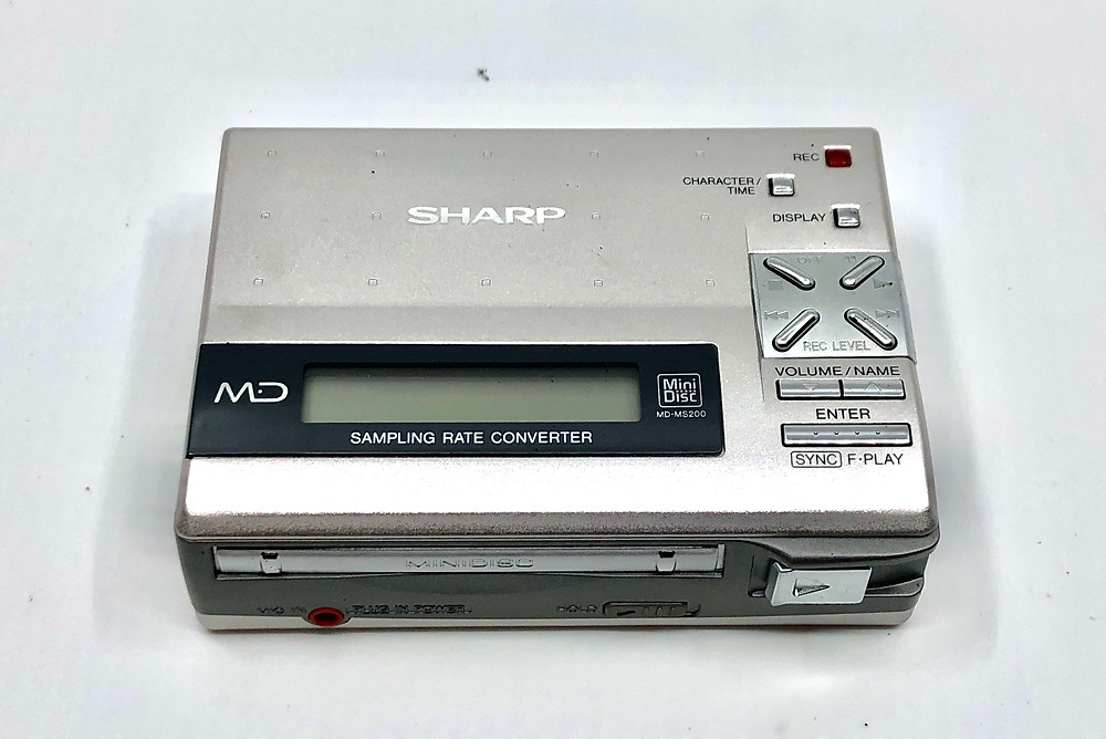 Sharp MD-MS200S MD Recorder