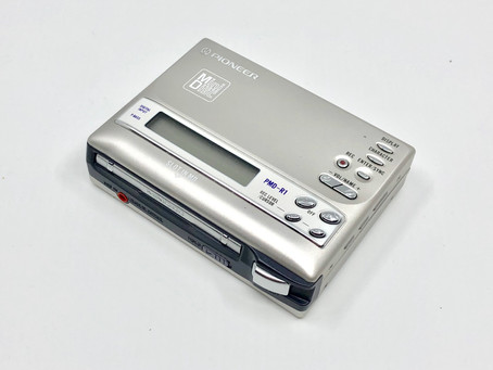 Pioneer PMD-R1 MD Recorder