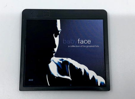 Babyface - A Collection of His Greatest Hits MiniDisc Album