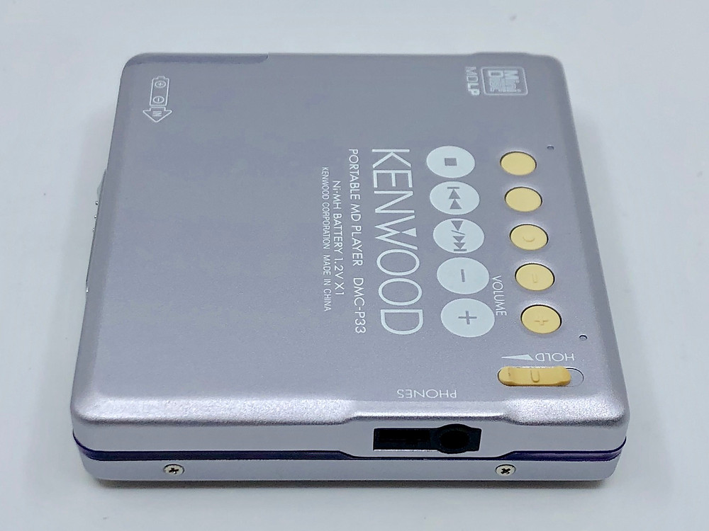 Kenwood DMC-P33 MD Player