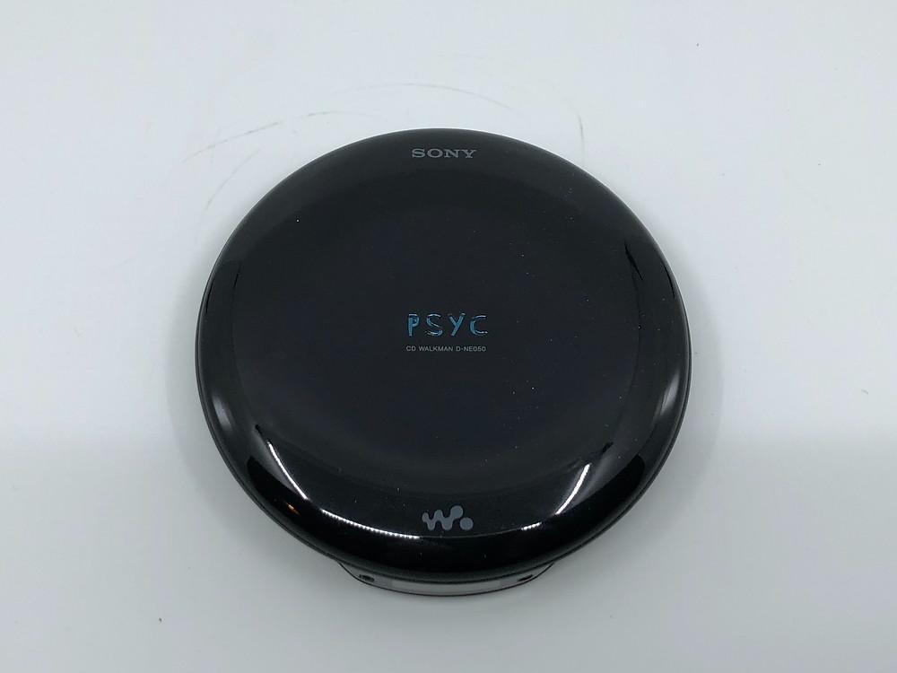 Sony Discman D-NE050 Portable CD Player