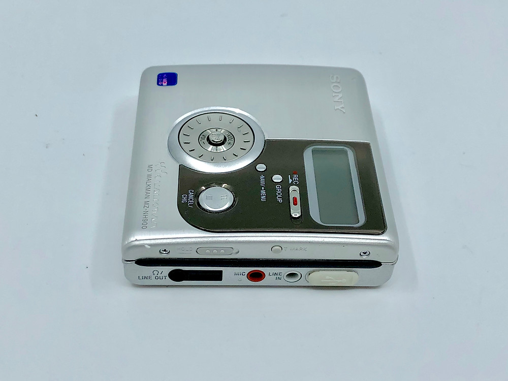 Sony MZ-NH900 Hi-MD Recorder
