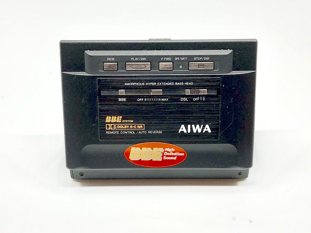 Aiwa HS-PX505 Portable Cassette Player
