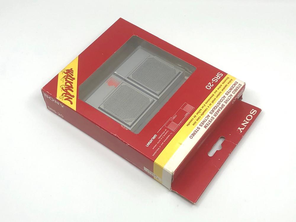 Sony Walkman SRS-20 Portable Speaker