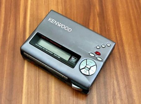 Kenwood DMC-F5R MD Recorder