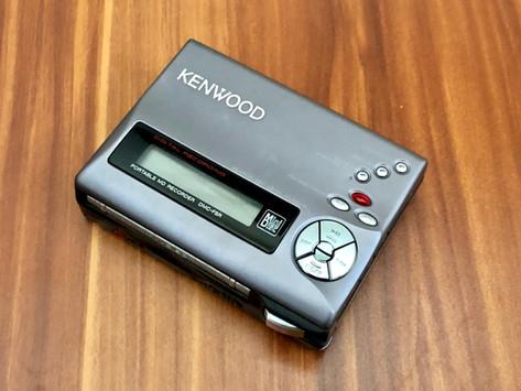 Kenwood DMC-F5R MD Recorder