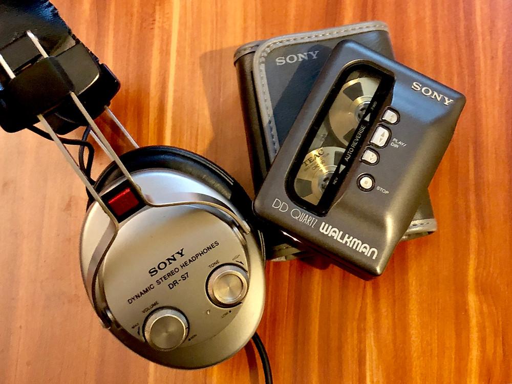 Sony WM-DD9