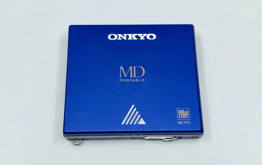 Onkyo MD-P30 MD Player