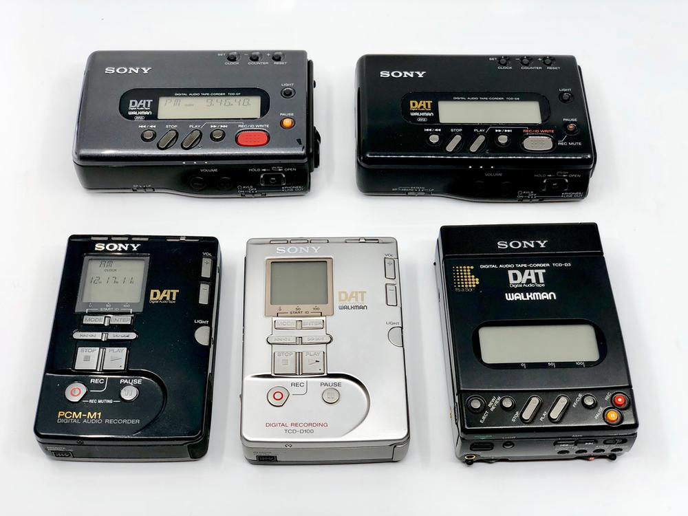 Just-CassetteDigital Audio Cassette (DAT)