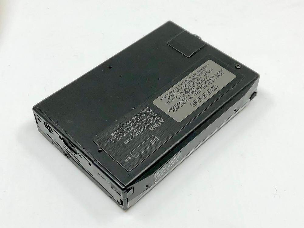 Aiwa HS-PX30 Black Portable Cassette Player