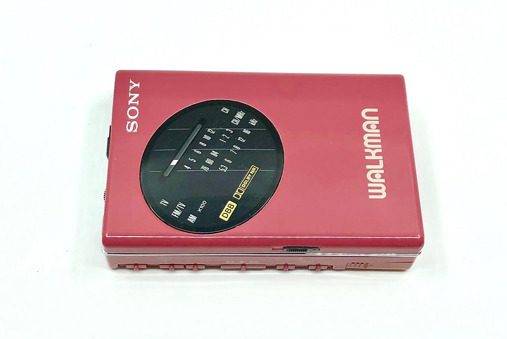 Sony Walkman WM-F509 Portable Cassette Player