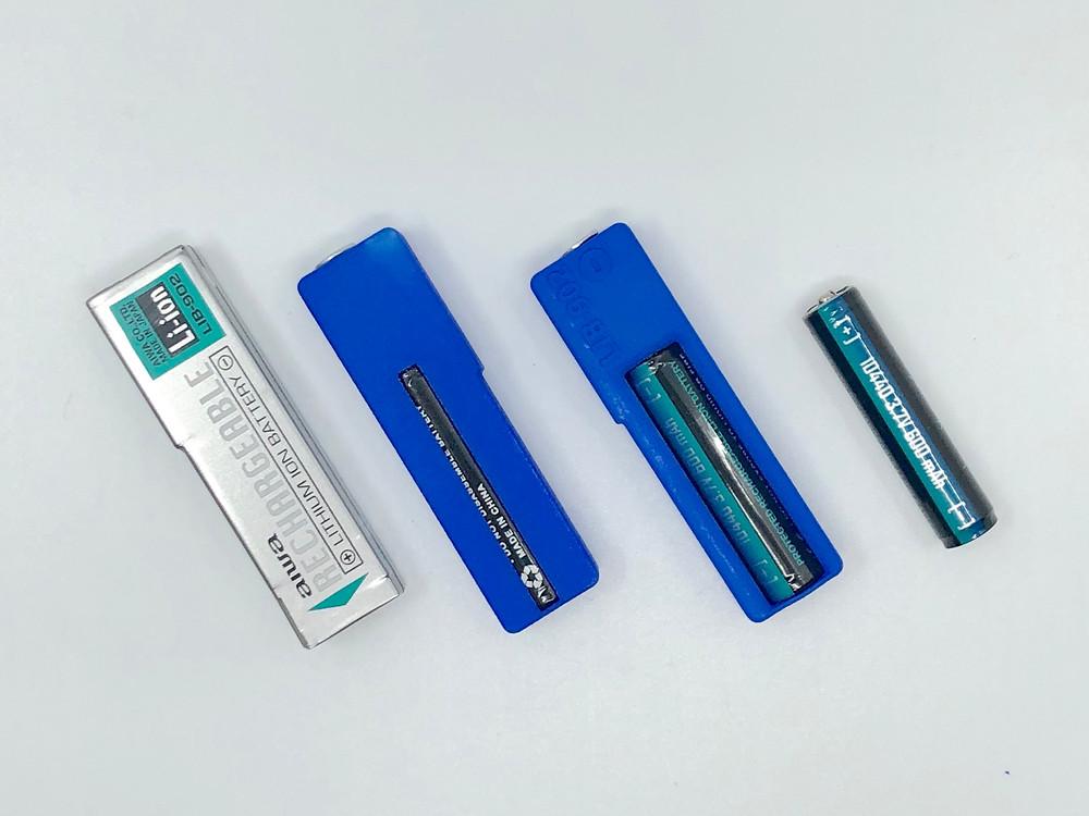 Aiwa LIB-902 3D Print Battery