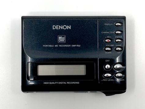 Denon DMP-R50 MD Recorder