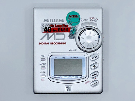 Aiwa AM-F70 MiniDisc Recorder