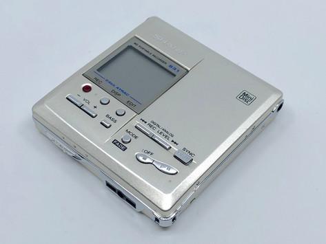 Sharp MD-MT831-S MiniDisc Recorder