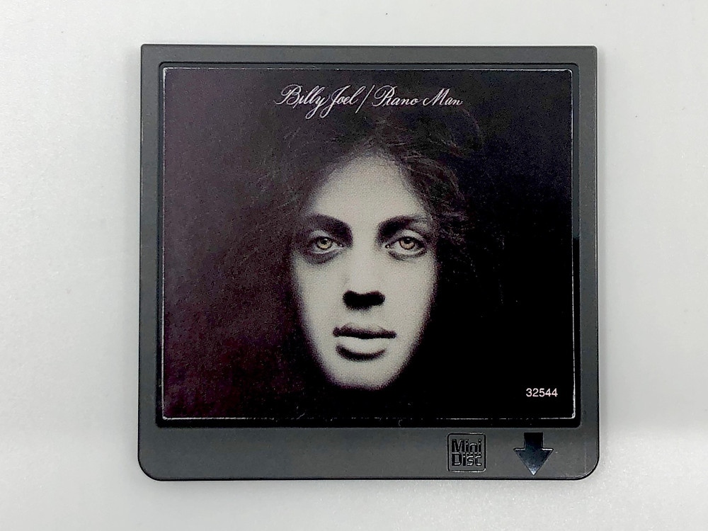 Billy Joel Piano Man MiniDisc MD Album