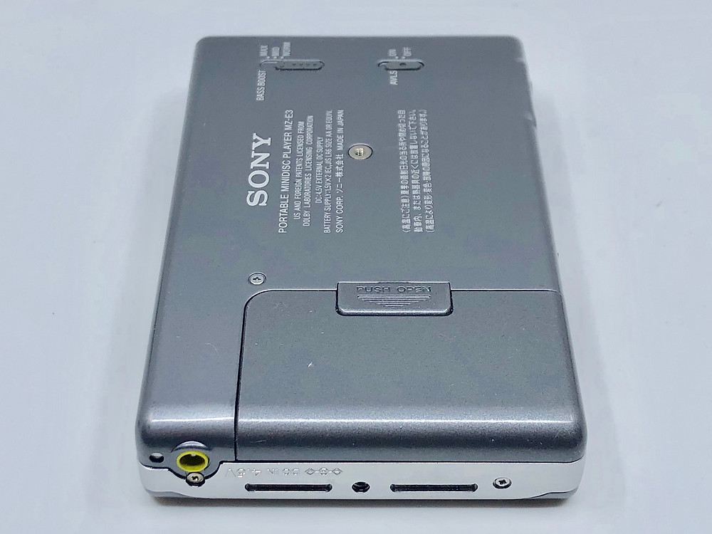 Sony Walkman MZ-E3 MiniDisc Player