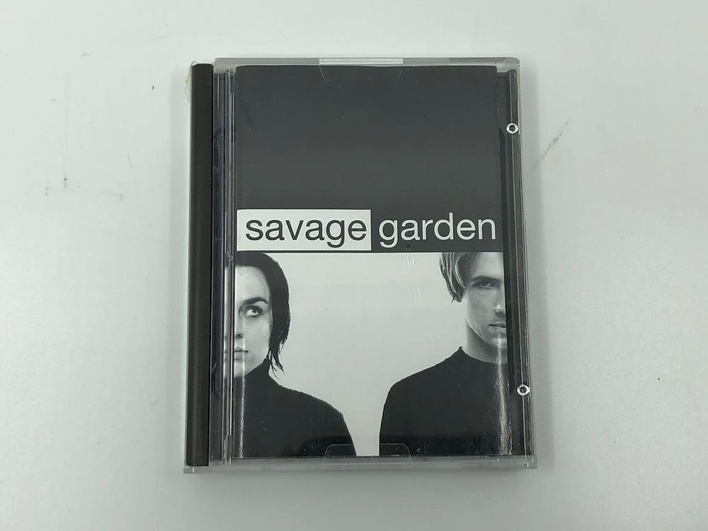 Savage Garden MiniDisc Album