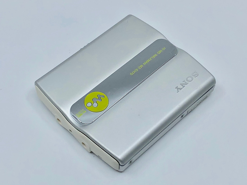 Sony Walkman MZ-EH70 MiniDisc Hi-MD Player