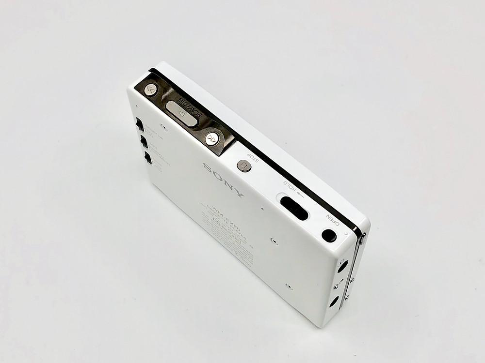 Sony Walkman WM-EX80 White Portable Cassette Player