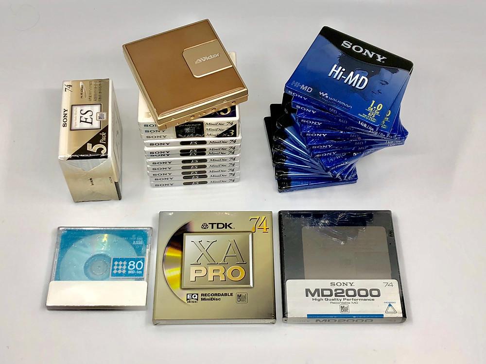 Sony Hi-MD Disc 1GB MiniDisc