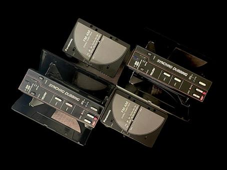 Panasonic RX-HD10 DUAL Deck Portable Cassette Recorder