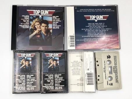 TopGun CD Cassette Collection
