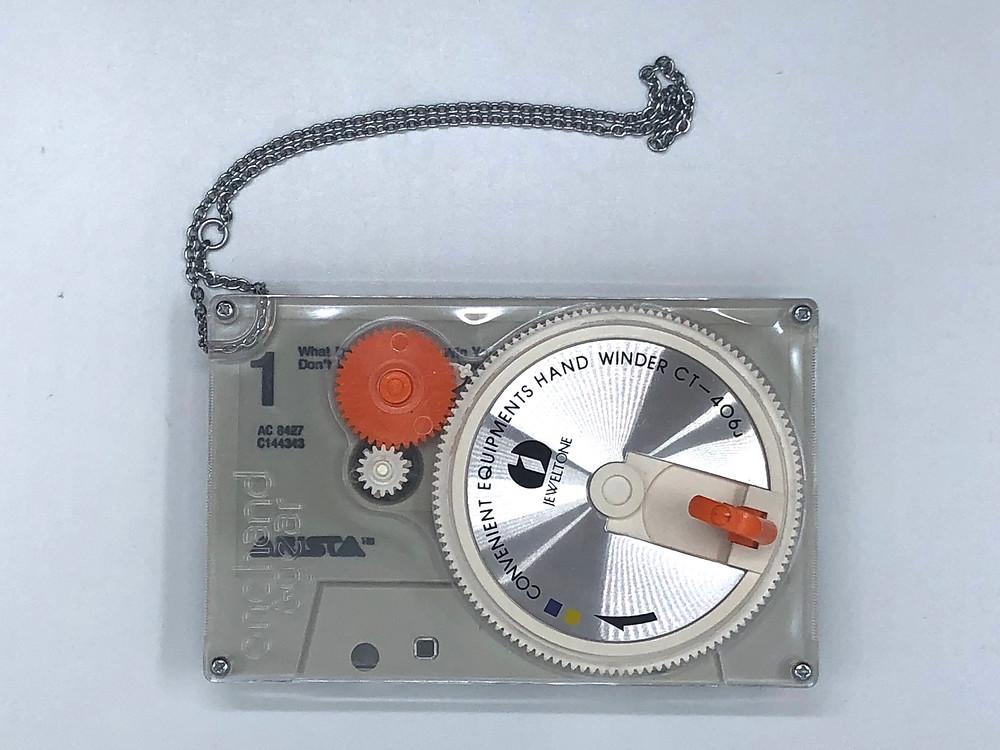 CT-406 Cassette Hand Winder