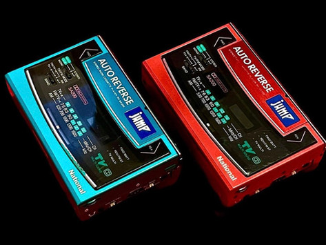 National Jump Portable Cassette Players
