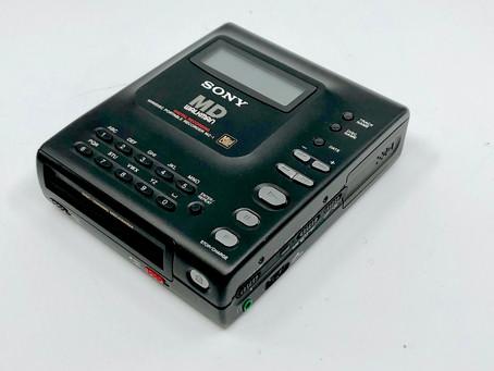 Sony MZ-1 MD Recorder