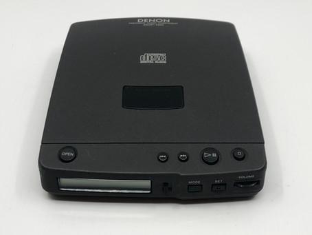 Denon DCP-100 Portable CD Player