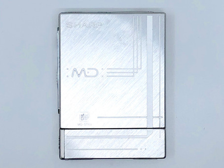 Sharp MD-ST60S MiniDisc Player