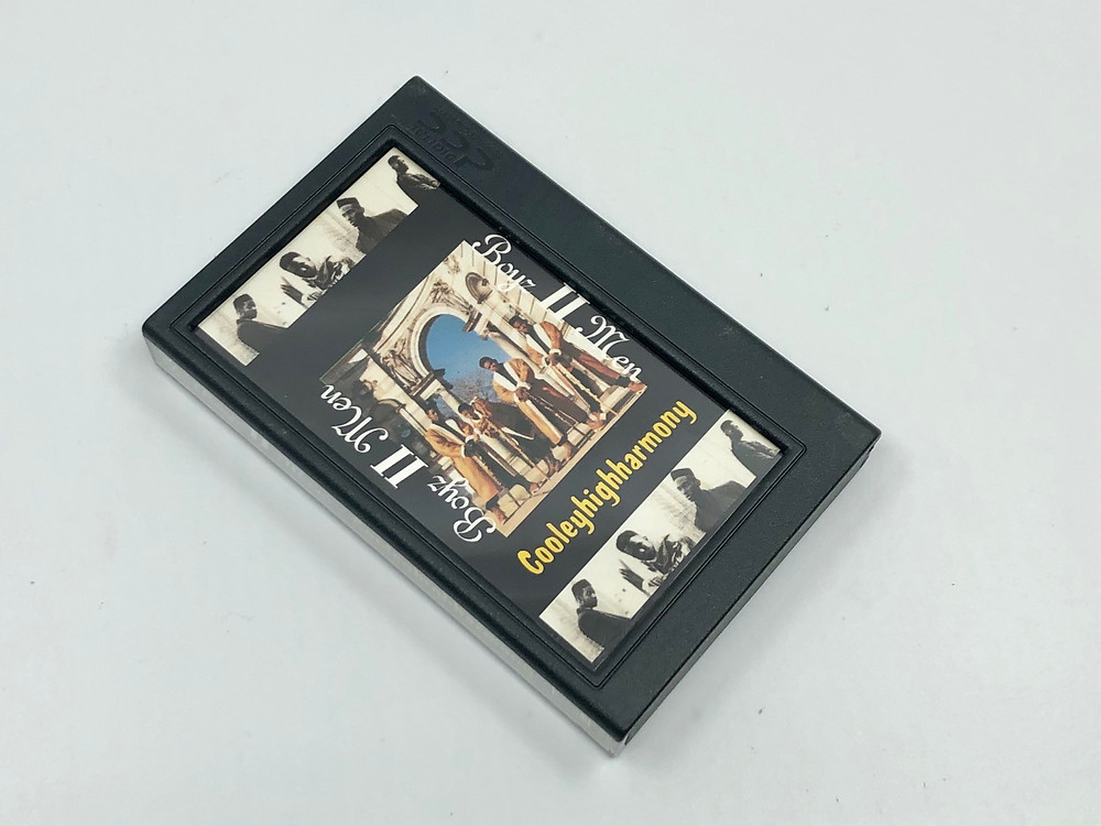 Boyz II Man CooleyHighHarmony DCC Cassette Album