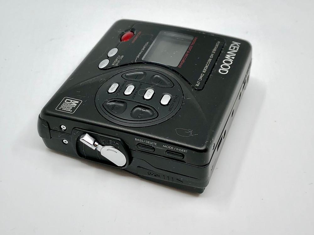 Kenwood DMC-J7R MD Recorder
